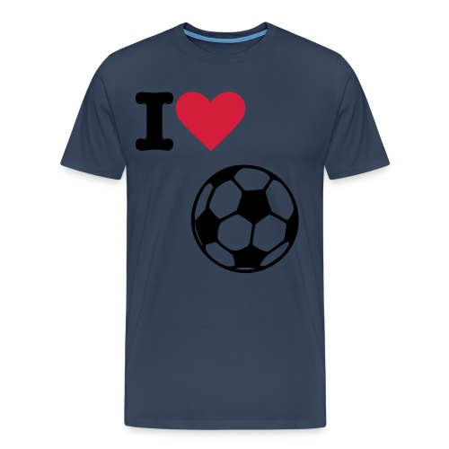 Fussballshirt - Männer Premium T-Shirt