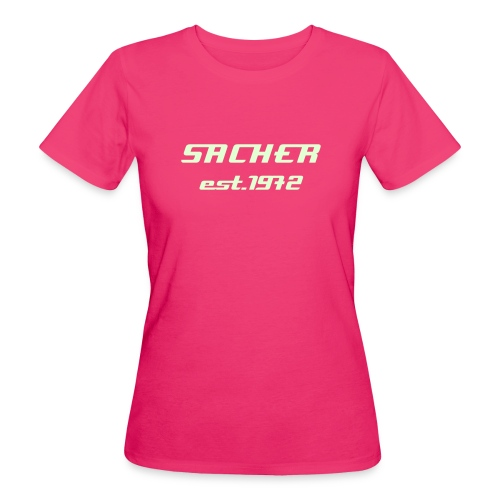 BIO Shirt by SACHER - Frauen Bio-T-Shirt
