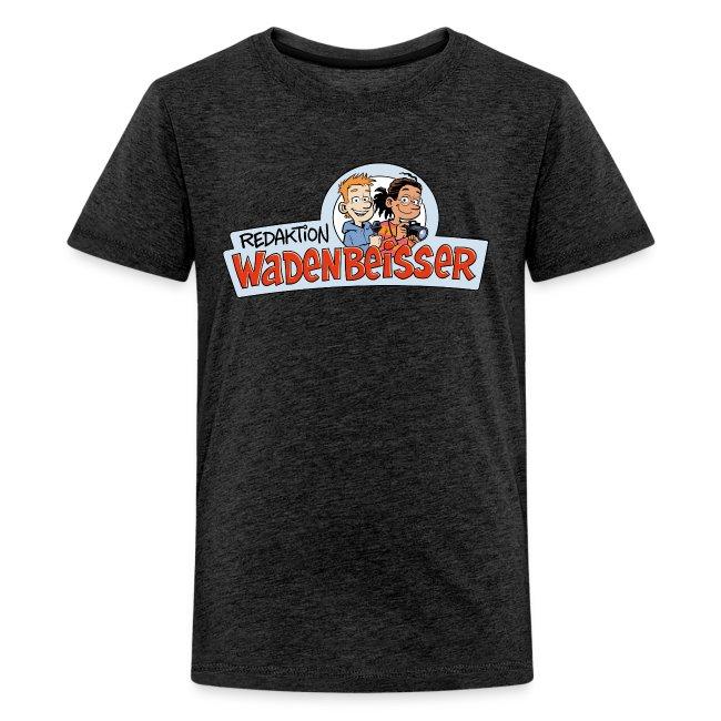 Teenager Premium T-Shirt Logo