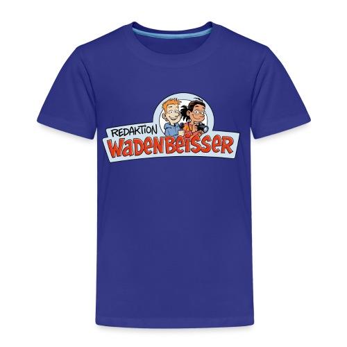 Kinder Premium T-Shirt Logo - Kinder Premium T-Shirt