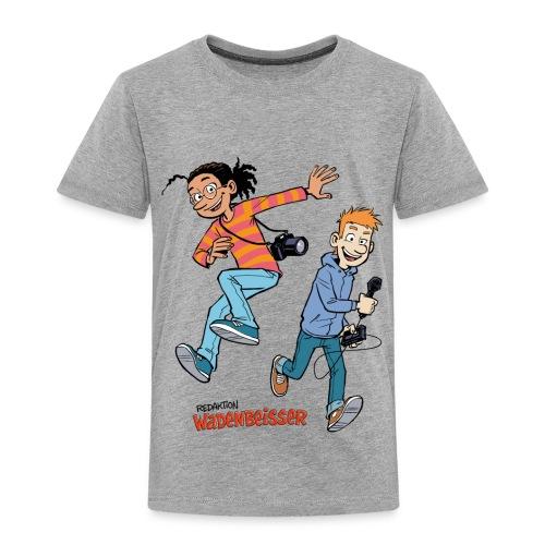 Kinder Premium T-Shirt Jump - Kinder Premium T-Shirt
