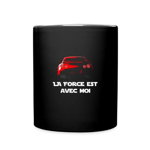 Tasse GTR, la force est avec moi - Mug uni