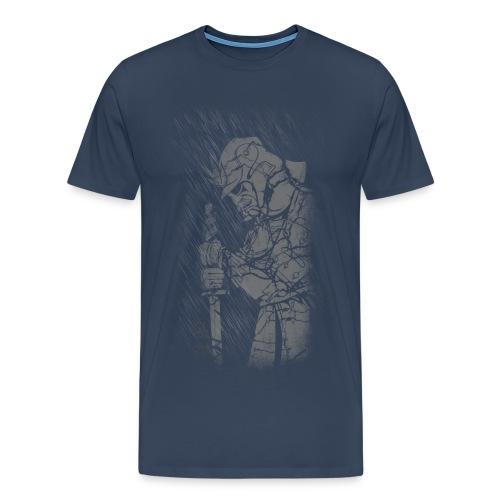 Samurai - Männer Premium T-Shirt