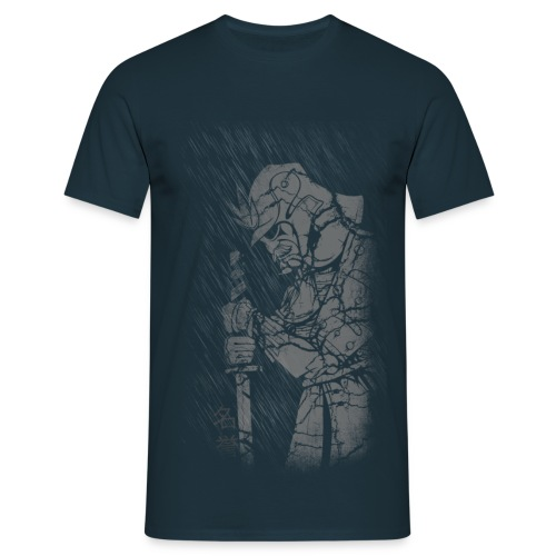Samurai - Männer T-Shirt
