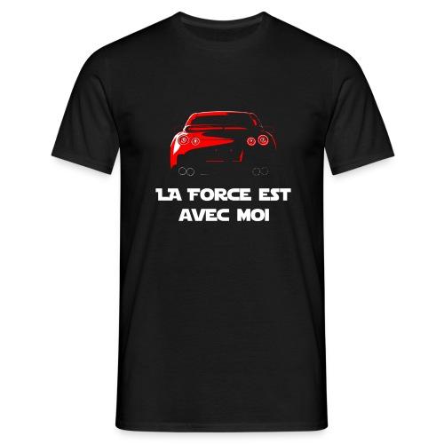 T-shirt GTR, la force est avec moi - T-shirt Homme