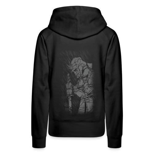 Samurai - Frauen Premium Hoodie