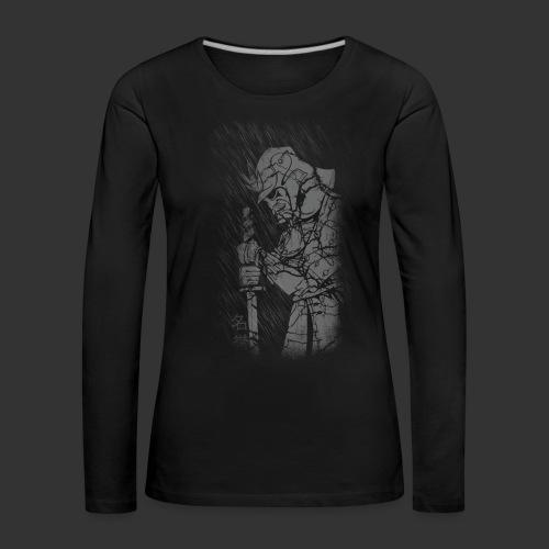 Samurai - Women's Premium Longsleeve Shirt