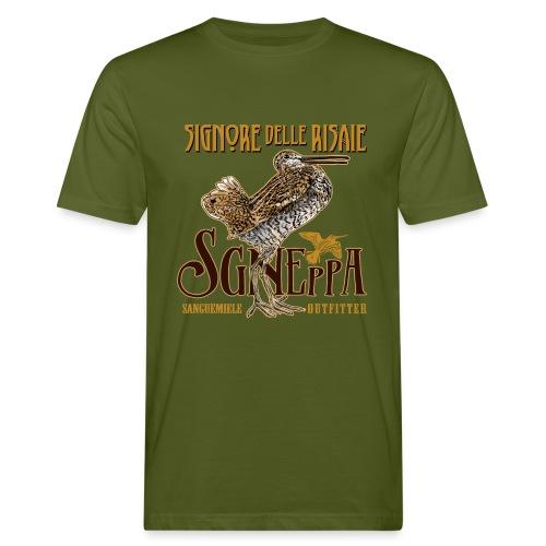 Beccaccino - T-shirt ecologica da uomo