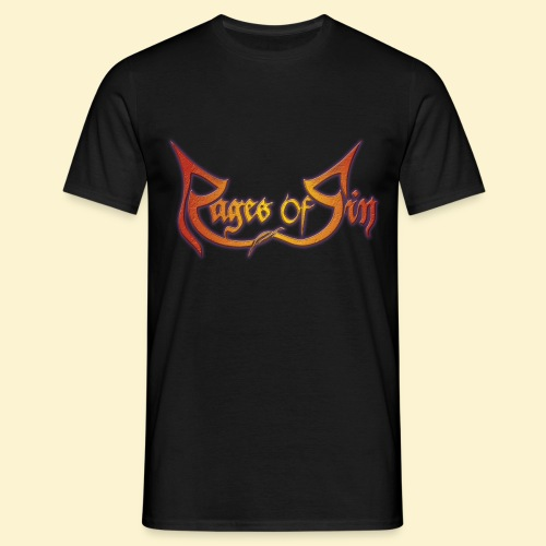 Rages of Sin - The T-Shirt - Male - Mannen T-shirt