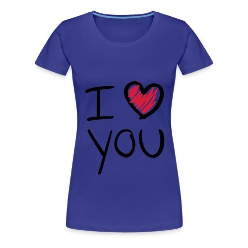 maglietta maniche corte - Maglietta Premium da donna