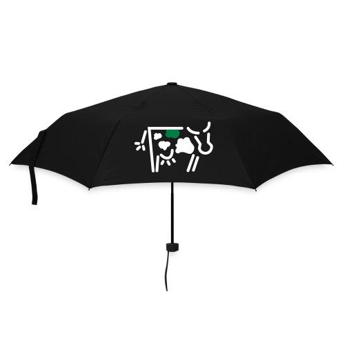 Kuh-Regenschirm kuh-brella! - Regenschirm (klein)