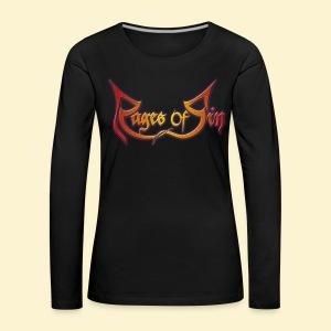 Rages of Sin - The Girlie Longsleeve - Vrouwen Premium shirt met lange mouwen
