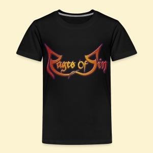 Rages of Sin - The Kiddie shirt! - Kinderen Premium T-shirt
