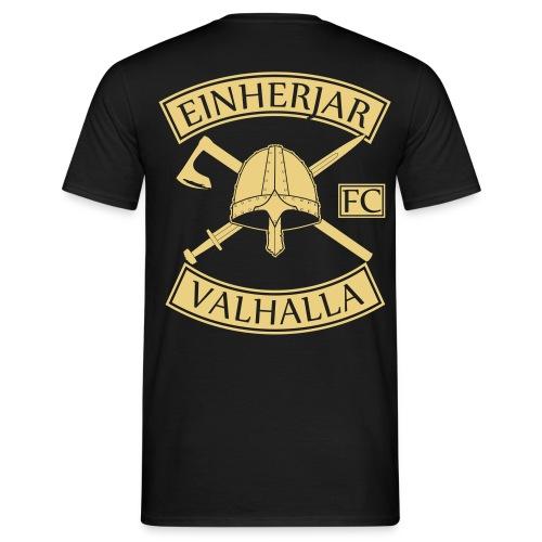 EInherjar Valhalla Fightclub Shirt - Männer T-Shirt