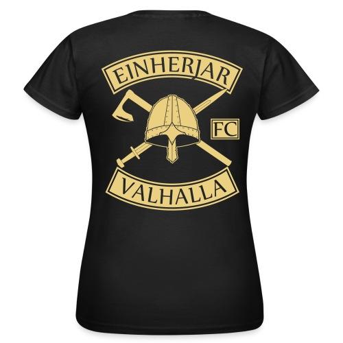 EInherjar Valhalla Fightclub Shirt - Frauen T-Shirt