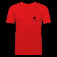 T-Shirts ~ Männer Slim Fit T-Shirt ~ T-Shirt für Männer (slim fit)