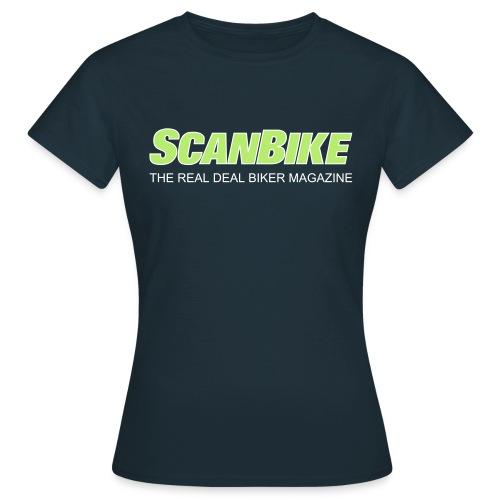 Dam T-tröja - T-skjorte for kvinner