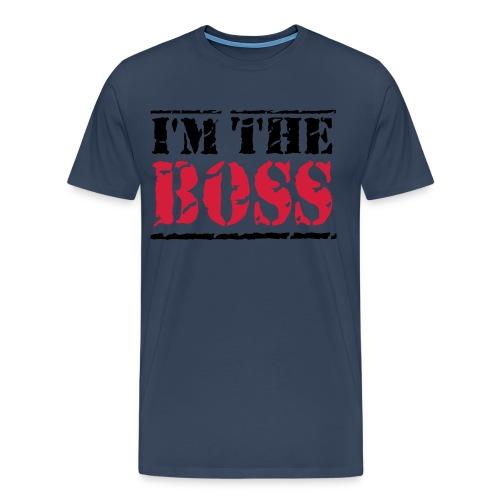 t shirt boss - T-shirt Premium Homme