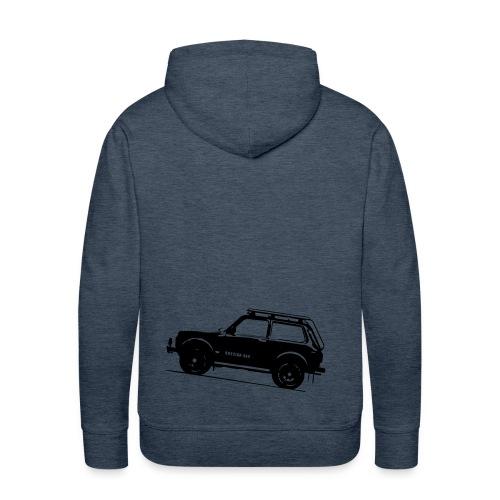 Lada NIva Hood I (2121) - Männer Premium Hoodie