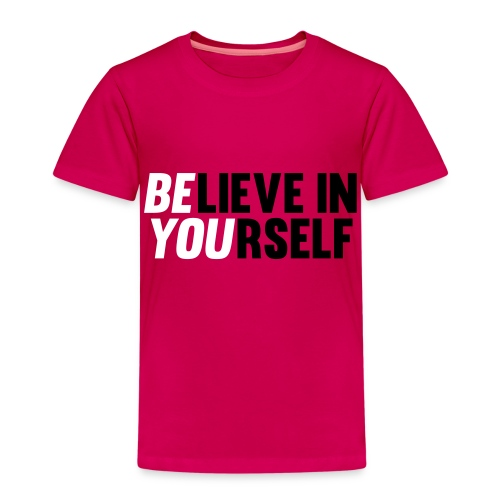 Be you barn  - Premium T-skjorte for barn