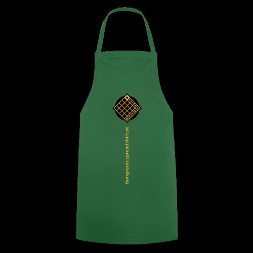 TIAN GREEN Schürzi Unisex - Logo!! - Kochschürze