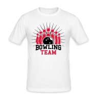 Bowling team T-Shirts