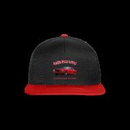 Caps & Hats ~ Snapback Cap ~ Snapback cap | 65 Red Mustang | Classic American Automotive