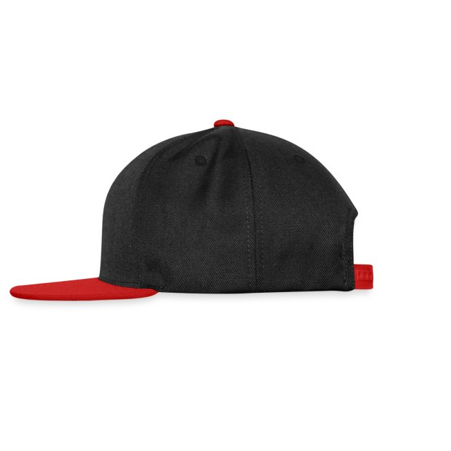 Snapback cap | 65 Red Mustang | Classic American Automotive