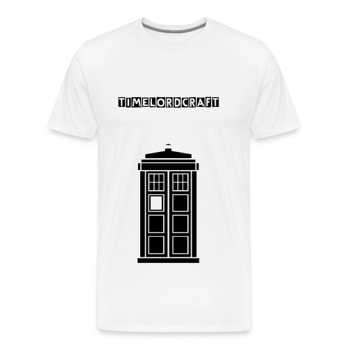 Timelordcraft offical shirt - Men's Premium T-Shirt