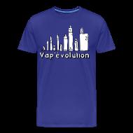 Tee shirts ~ T-shirt Premium Homme ~ T-shirt homme Vap'évolution