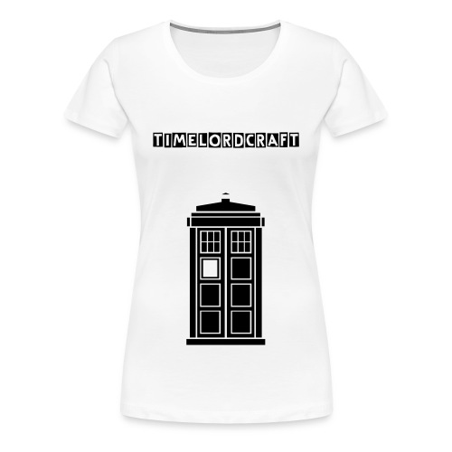 Timelordcraft offical shirt - Women's Premium T-Shirt
