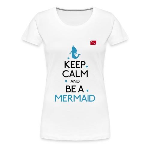 Mermaid - Women's Premium T-Shirt