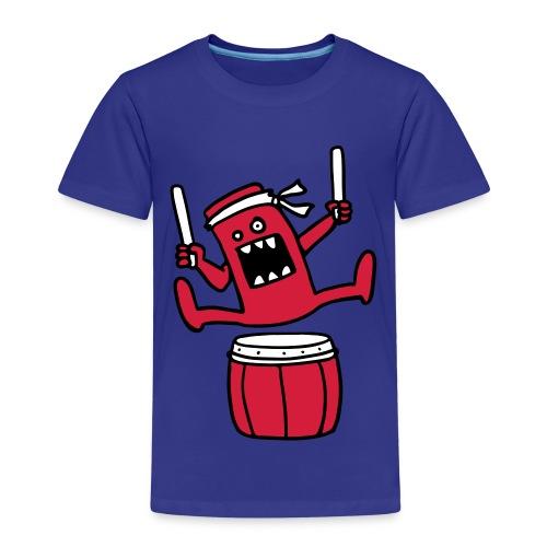 Monster Tam-Tam - T-shirt Premium Enfant