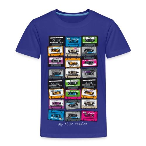 Cassette  - T-shirt Premium Enfant