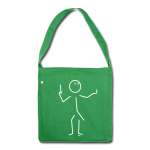 Conductor - Shoulder Bag made from recycled material