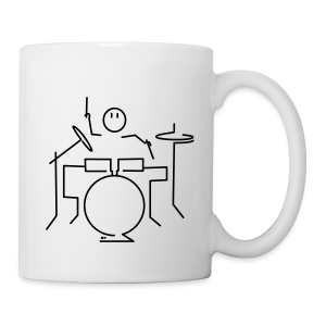 Drummer [single-sided] - Mug