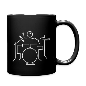 Drummer [double-sided] - Full Colour Mug