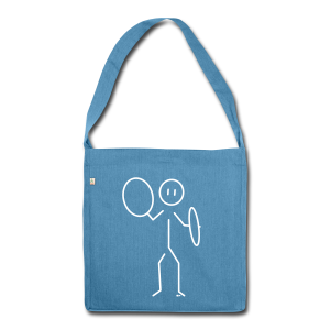 Percussion (cymbals) - Shoulder Bag made from recycled material