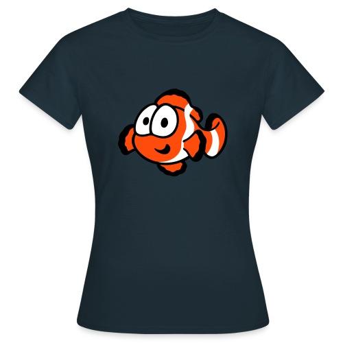 maglia donna nemo  - Maglietta da donna