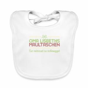 Oma Lisbeths Maultaschen. S'Lätzle - Baby Bio-Lätzchen