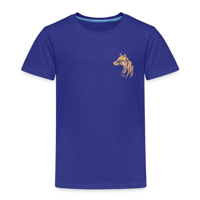 T-shirt Louveteau