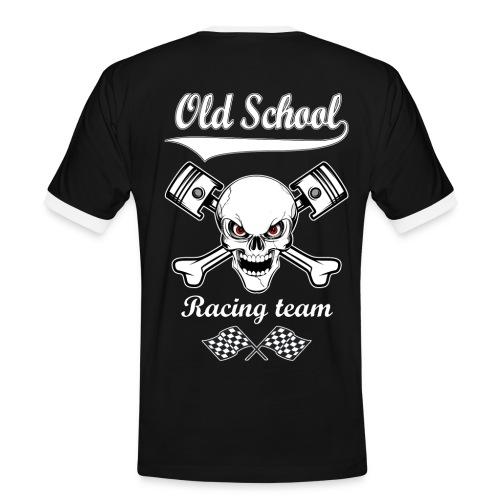Old School Racing Team - Men's Ringer Shirt