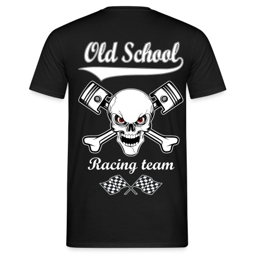 Old School Racing Team - Men's T-Shirt