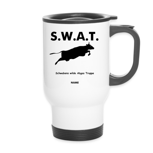 S.W.A.T.ter Becher - Thermobecher