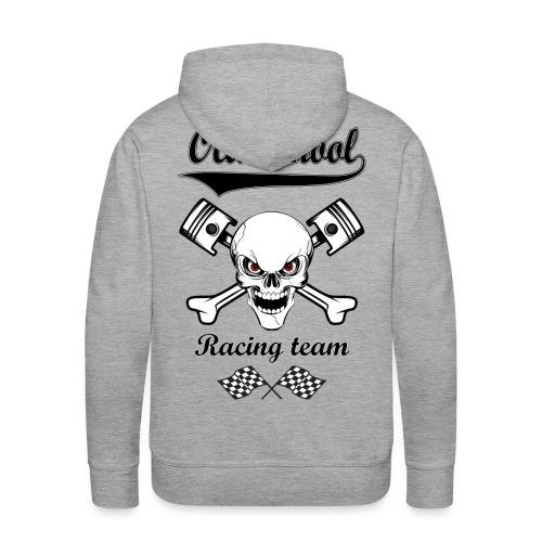Old School Racing Team - Men's Premium Hoodie