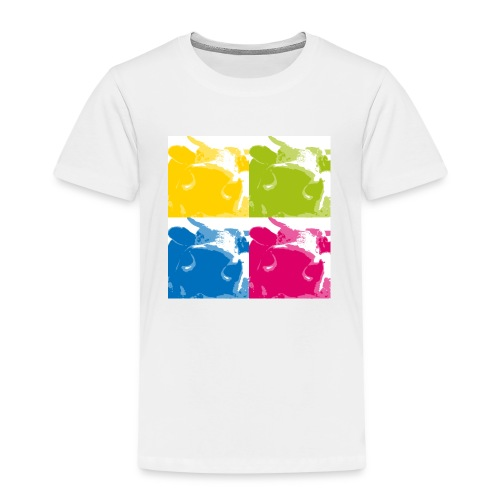 Kuh T-Shirt 4-cows! - Kinder Premium T-Shirt