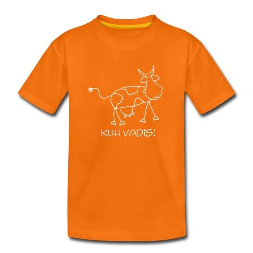 Kuh T-Shirt comix-kids! - Kinder Premium T-Shirt