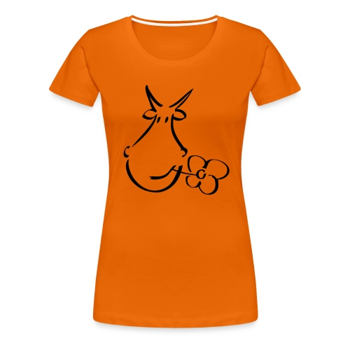 comic-classicshirt! - Frauen Premium T-Shirt