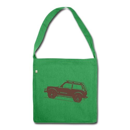 Lada Niva Umhängetasche (2121) - Schultertasche aus Recycling-Material
