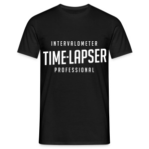 Time-lapser, from Mediarena.com - Men's T-Shirt
